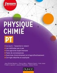 Jean-Michel Bauduin et Thierry Bars - Physique-Chimie PT.