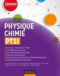 Jean-Michel Bauduin et Thierry Bars - Physique-Chimie PTSI.