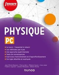 Livre gratuit téléchargement audio Physique PC par Jean-Michel Bauduin, Thierry Bars, Mélanie Cousin, Yves Josse, Frédéric Legrand, Hélène Michel in French