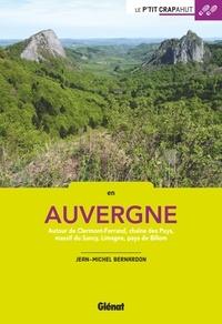 En Auvergne- Autour de Clermont-Ferrand, chaîne des Puys, massif du Sancy, Limagne, pays de Billom - Jean-Michel Bernardon pdf epub