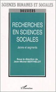 Jean-Michel Berthelot et  Collectif - .