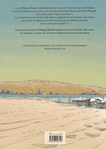 Jean-Michel Beuriot et Philippe Richelle - Belle comme la mort.