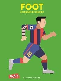 Foot- 40 joueurs de légende - Jean-Michel Billioud | Showmesound.org