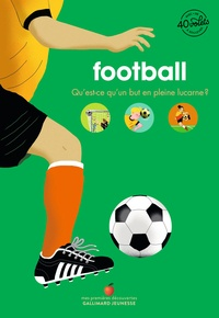 Jean-Michel Billioud - Football - Qu'est-ce qu'un but en pleine lucarne ?.