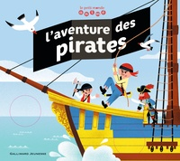 L'aventure des pirates - Jean-Michel Billioud |