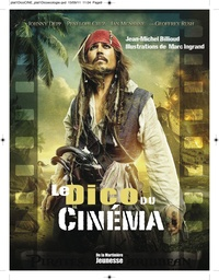 Le Dico du cinéma - Jean-Michel Billioud |