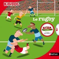 Jean-Michel Billioud et  Pronto - Le rugby.