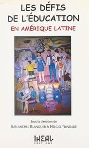 Jean-Michel Blanquer - Les défis de l'éducation en Amérique latine.