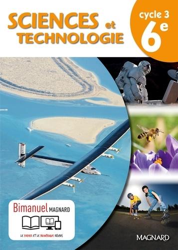 Sciences et technologies 6e Cycle 3. Bimanuel