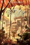 Jean-Michel Calvez - STYx - Roman de science-fiction.