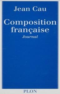 Jean-Michel Cau - Composition française.