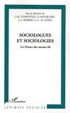 Jean-Michel Chapoulie et Olivier Kourchid - Sociologues et sociologies - La France des années 60.