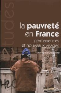 Jean-Michel Charbonnel - La pauvreté en France.