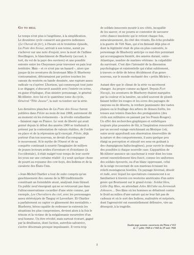 """Blueberry L'intégrale Tome 4 Général """"Tête Jaune"""" ; La Mine de l'Allemand perdu ; Le Spectre aux balles d'or"""