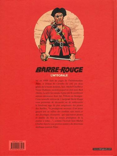 L'Intégrale Barbe Rouge Tome 9 L'Empereur au masque d'or