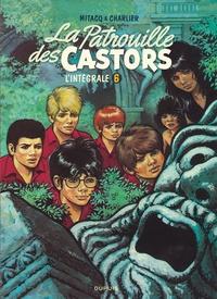 Jean-Michel Charlier et  Mitacq - La Patrouille des Castors, l'intégrale Tome 6 : 1978-1983.