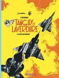 Jean-Michel Charlier et  Jijé - Tanguy et Laverdure L'intégrale Tome 7 : La nuit du vampire.