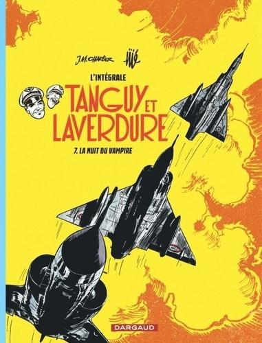 Tanguy et Laverdure L'intégrale Tome 7 La nuit du vampire
