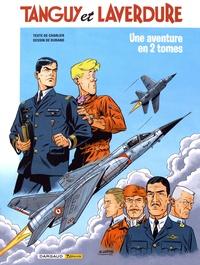 """Jean-Michel Charlier - Une aventure """"Classic"""" de Tanguy et Laverdure  : Coffret en 2 volumes : Manaces sur mirage F1 ; L'avion qui tuait ses pilotes."""