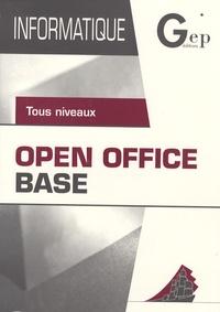 Deedr.fr Open Office Base - Tous niveaux Image