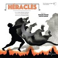 Jean-Michel Coblence et Donatien Mary - Héraclès. 1 CD audio MP3