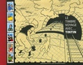 Jean-Michel Coblence - Le timbre voyage avec... Tintin.