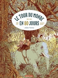 Jean-Michel Coblence et Younn Locard - Le tour du monde en 80 jours.