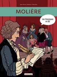 Jean-Michel Coblence et Elléa Bird - Les classiques en BD  : Molière.