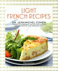 Coachingcorona.ch Light French Recipes - A Parisian Diet Cookbook Image