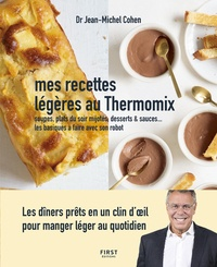 Jean-Michel Cohen - Mes recettes légères au Thermomix.