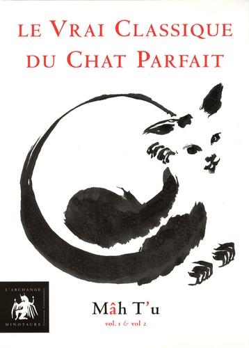 Jean-Michel Cornu - Mâh T'u, le Vrai Classique du Chat Parfait - Coffret en 2 volumes.