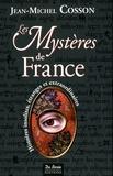 Jean-Michel Cosson - Les Mystères de France.