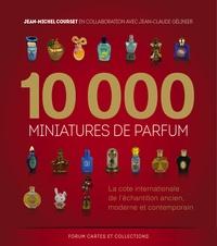 Jean-Michel Courset - 10 000 miniatures de parfum - La côte internationale de l'échantillon ancien, moderne et contemporain.