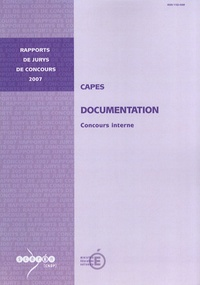 Histoiresdenlire.be CAPES documentation - Concours interne Image