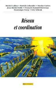 Jean-Michel Dalle et  Collectif - Réseau et coordination.