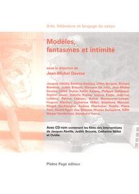Jean-Michel Devésa - Modèles, fantasmes et intimité. 1 Cédérom