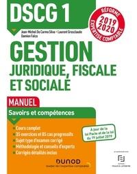 Jean-Michel Do Carmo Silva - DSCG 1 Gestion juridique, fiscale et sociale - Manuel.