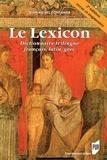 Jean-Michel Fontanier - Le lexicon - Dictionnaire trilingue français, latin, grec.