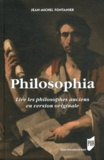 Jean-Michel Fontanier - Philosophia - Lire les philosophes anciens en version originale.