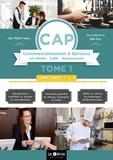 Jean-Michel Framery et Alain Ricci - CAP Commercialisation & Services en Hôtel-Café-Restaurant 1re et 2e années - Tome 1, Compétences 1, 3, 5.