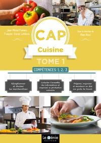 Compétences 1, 2 ,3 CAP Cuisine 1re et 2e années - Tome 1.pdf