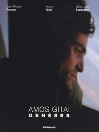 Jean-Michel Frodon et Amos Gitaï - Amos Gitai - Genèses.