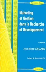 Marketing et gestion dans la recherche et développement. 2ème édition.pdf