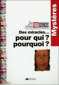 Galabria.be Des miracles - Pour qui ? pourquoi Image