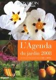 Jean-Michel Groult - L'Agenda du jardin 2008.