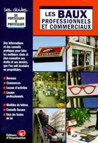 Les baux professionnels et commerciaux.pdf
