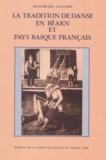 Jean-Michel Guilcher - La tradition de danse en Béarn et pays basque français.