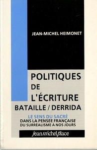 Jean-Michel Heimonet - .