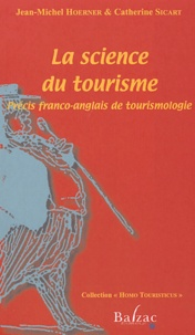 Galabria.be La science du tourisme - Précis franco-anglais de tourismologie Image