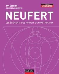 Jean-Michel Hoyet - Neufert, les éléments des projets de construction.